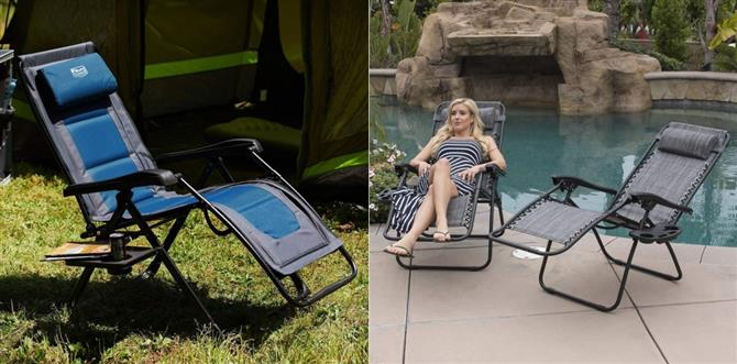 waterproof zero gravity chair